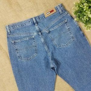 Vintage Tommy Hilfiger High Rise Wide Leg Jeans
